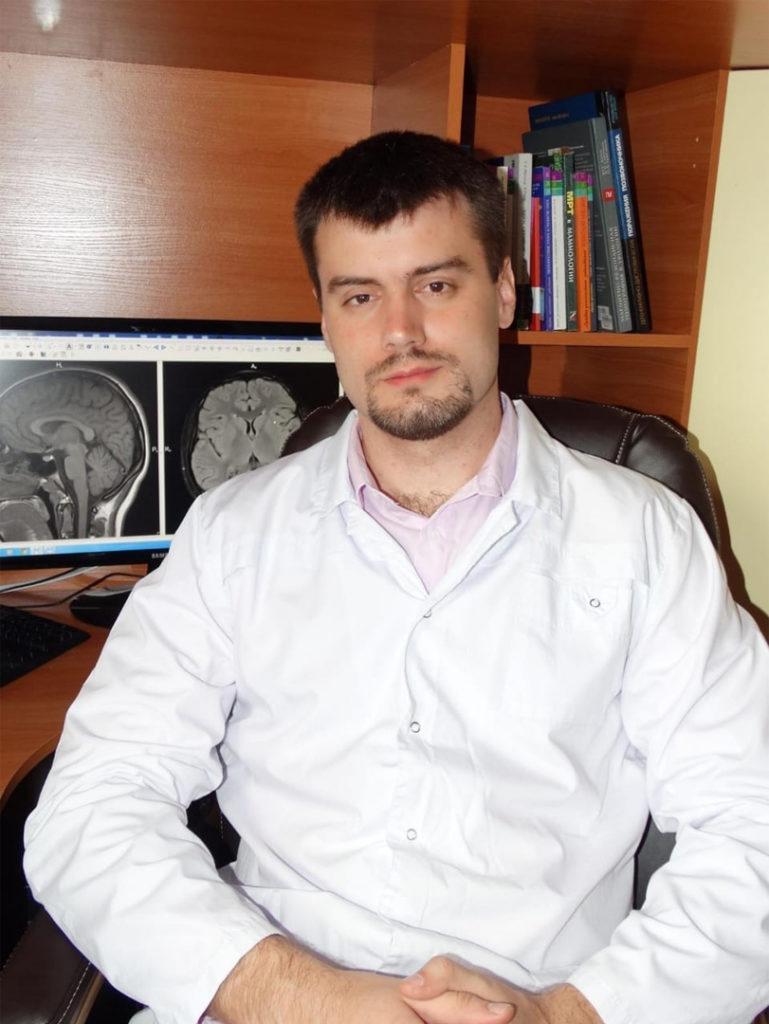 Побединский Михаил Александрович - рентгенолог